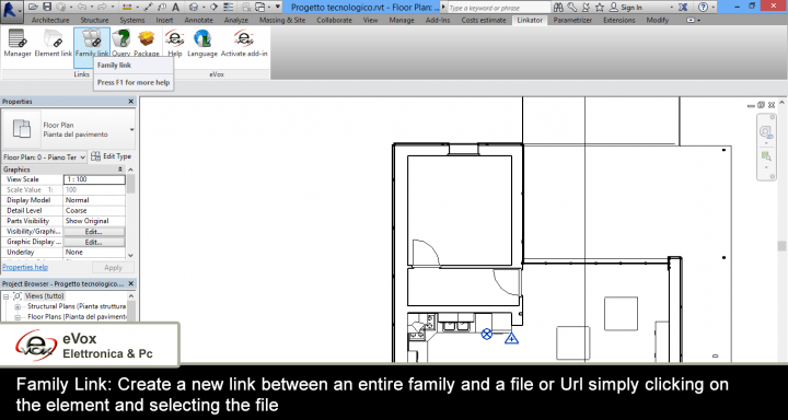 Link to Documents from Revit with Linkator