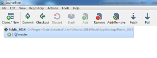 Setting up access to the Open Source Macro Repository for Revit