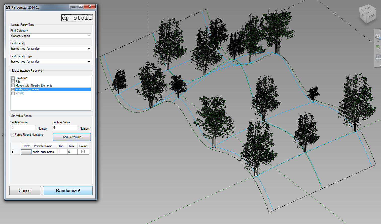 Trees For Sketchup 2014