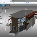 WebGL addin for Revit to upload lightweight models to the Cloud