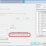 Auditing and Comparing Model Groups in Revit 2014