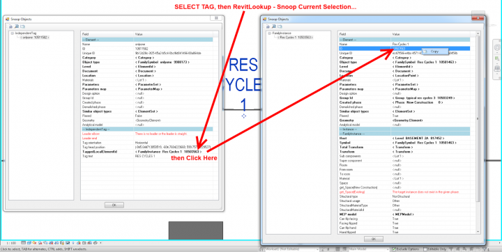 Finding the Element that a Revit Tag Refers To