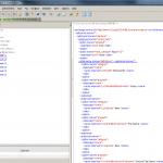 Graphical XML Editor for Modifying Navisworks files