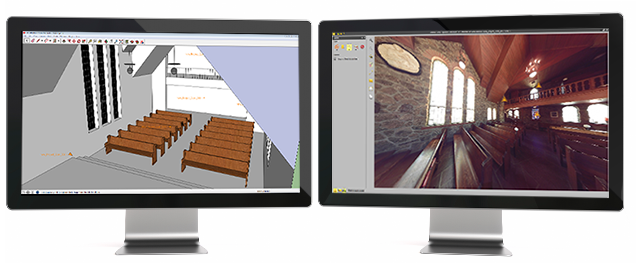 ScanToBIM alternative for Sketchup Users? Trimble Scan Explorer Extension now available