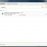 Autodesk Application Manager is already helpful - Revit 2015 Update Release 1