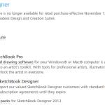 The Value of SketchBook Designer 2014 vs Sketchbook Pro 2015