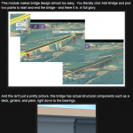 InfraWorks Bridge Design Module: