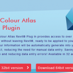 Revit Addin for real paint colours by Dulux