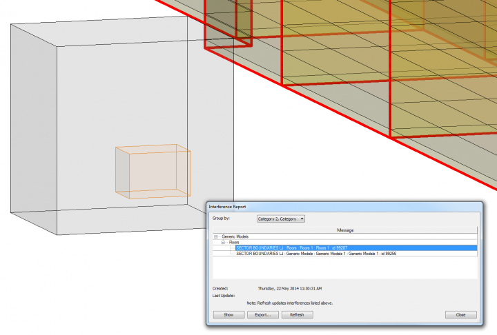 Treasure Hunting in Navisworks and Revit