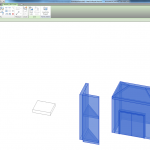 Link an IFC file into a Revit Family RFA File