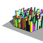 New light-weight web viewer for Revit models