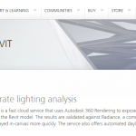Lighting Analysis for Revit graduates from Labs - LEED analysis addins