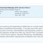 Navisworks 2015 Service Pack 2