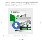 Free Navisworks Manage with your Glue subscription