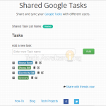 How to Share and Sync Your Google Tasks with other BIM Team Members