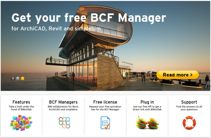 Want a cloud manager using BCF with free addins and ability to collaborate across your team?