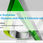 Dynamo For Dummies screencast… interested?