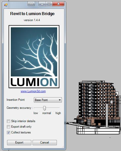 Lumion Archives » What Revit Wants