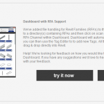 ArchVision Labs are back, now offering Dashboard RFA support and RPC sharing service Stash!