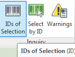 Get a List of Element IDs from a Row in a Revit Schedule
