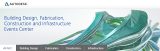 Upcoming Web Events for Building Design, Fabrication, Construction and Infrastructure