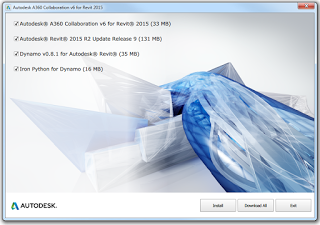 A360 Collaboration v6 for Revit 2015 now available.