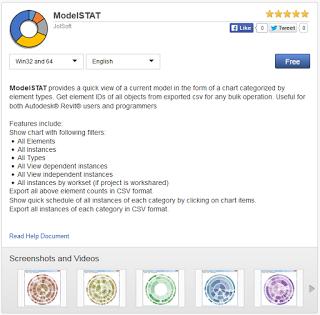 Using ModelSTAT to Check for Revit Model Problems