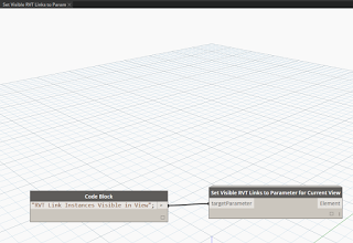 Set Visible RVT Link Instances to a View Parameter in Revit
