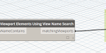 Move Multiple Revit Viewports on Different Sheets in one Operation