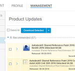 Autodesk Shared Reference Point for Autodesk Revit 2016 and Civil3D 2016