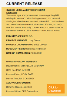 Legal Issues of BIM Assessment Document for Download