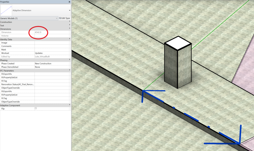 Making Your Own Adaptive Dimension Tool for Revit