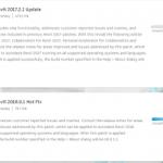 Revit 2018.0.1 Hot Fix and Revit 2017.2.1 Update
