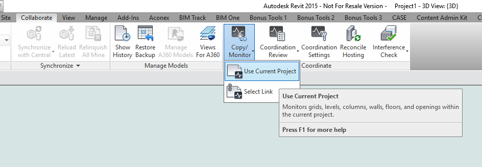 Quickly Split All Columns by Level without using any Addins in Revit