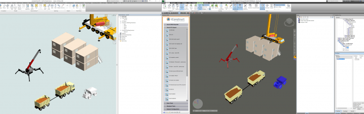 Batch Convert DWF to Revit using Navisworks
