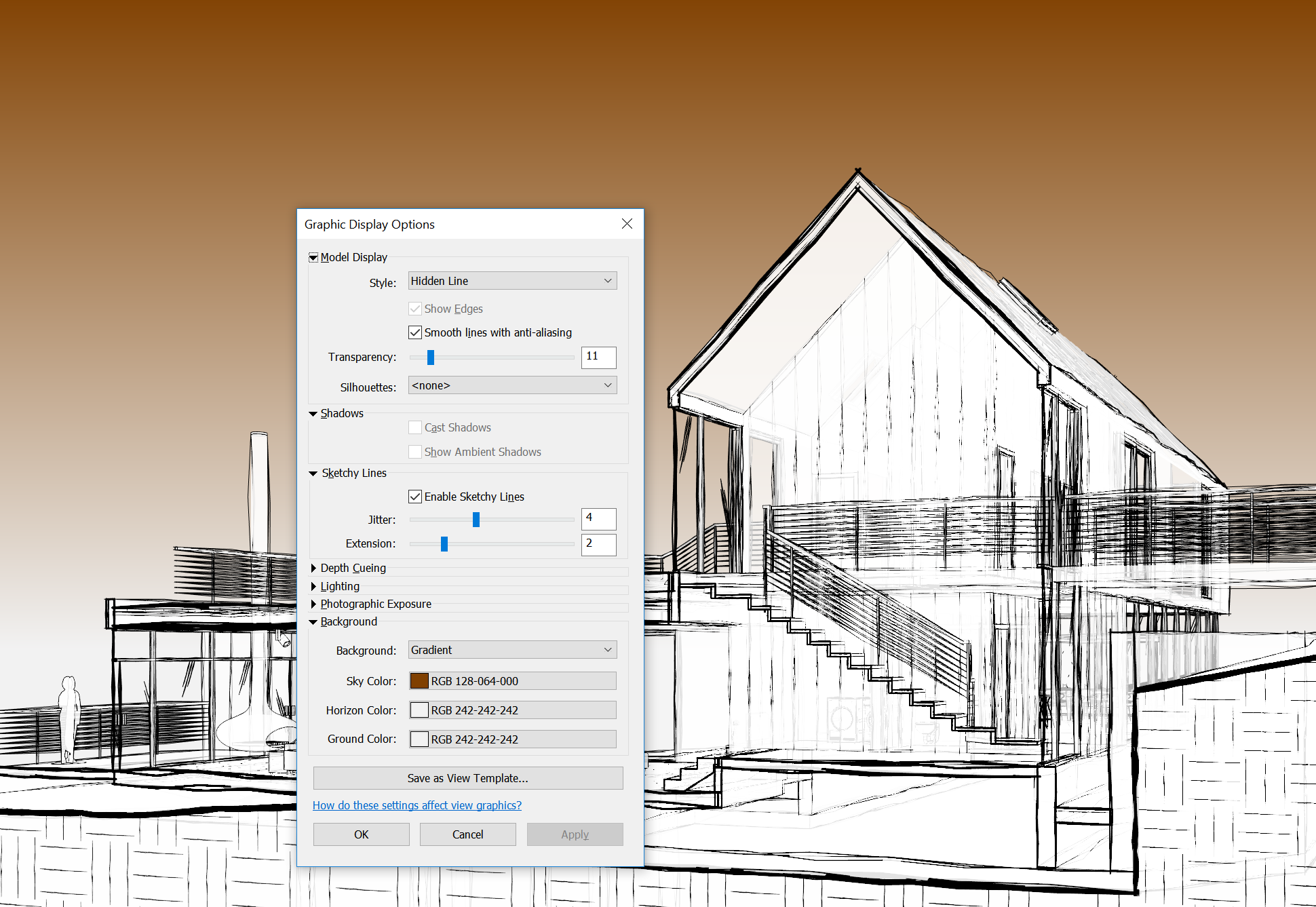 Your Revit Views Don't Have to Look Flat and Boring