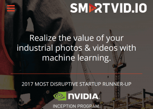 Smartvid.io - Machine Learning for Construction Site Imagery