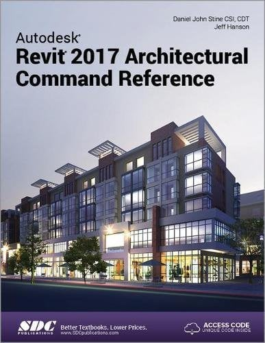 The Revit 2017 Architectural Command Reference – A Map to the Maze of Revit Commands