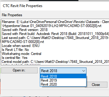 What Revit Wants » What Revit Wants