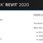 Revit 2020.2 Update Direct Download Links