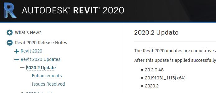 Revit update image